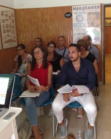 Workshop ECDL Specialised IT Security 06 Agosto
